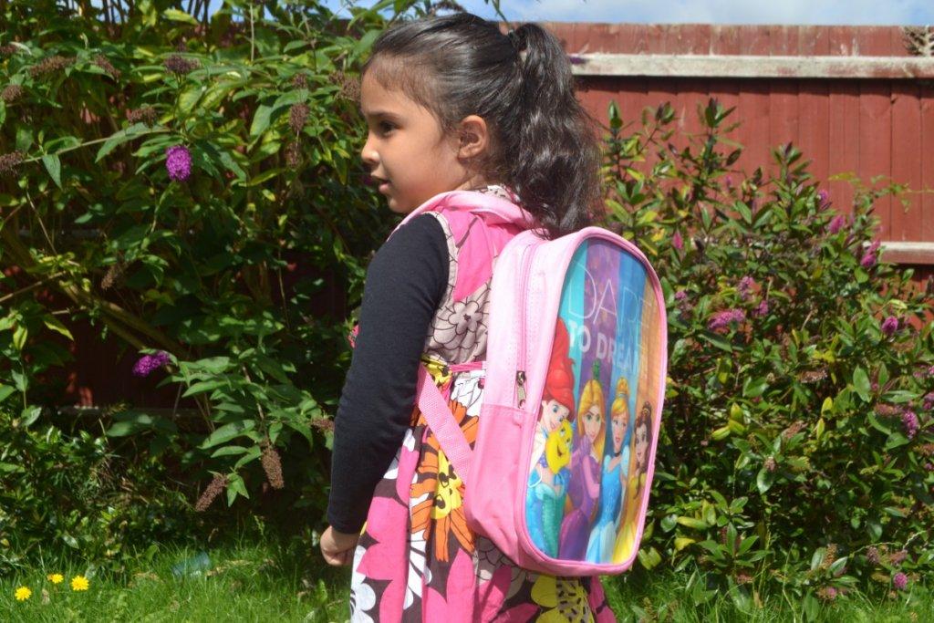 Disney Princess Backpack Sambro