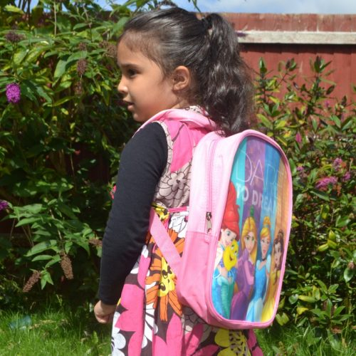 Disney Princess Backpack Sambro