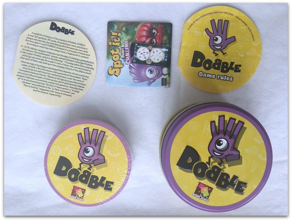 Dobble contents