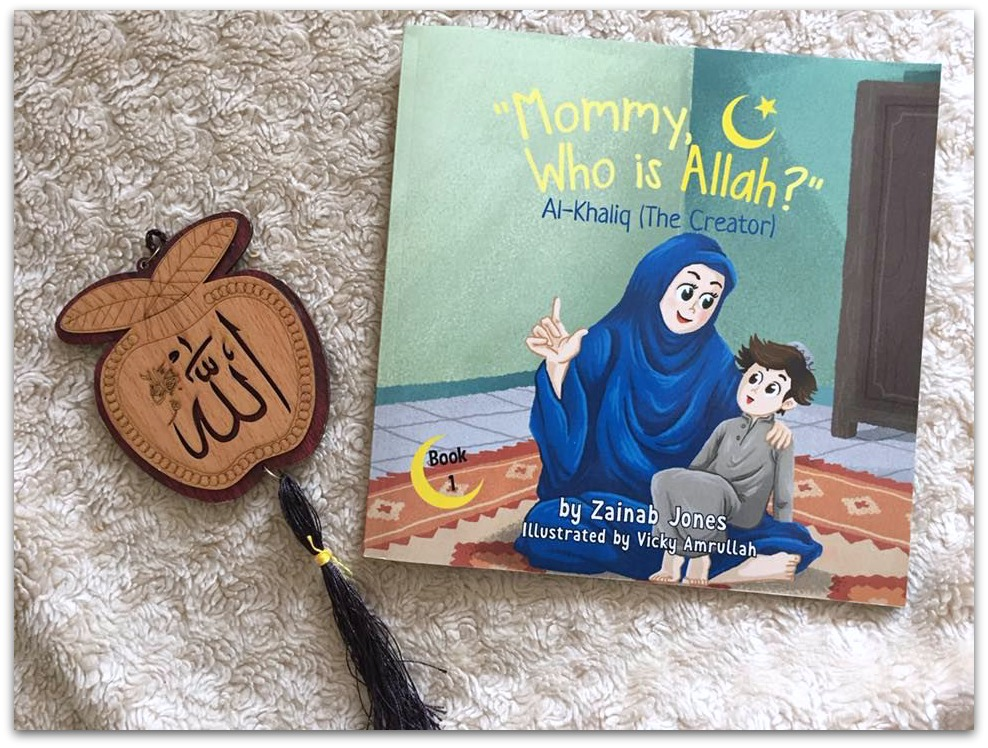 Mommy Who Is Allah