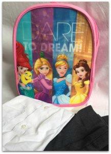 Sambro Disney Princess Backpack