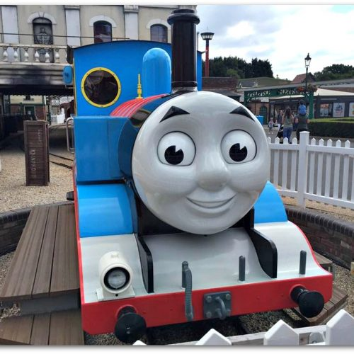 Thomas at Thomas Land