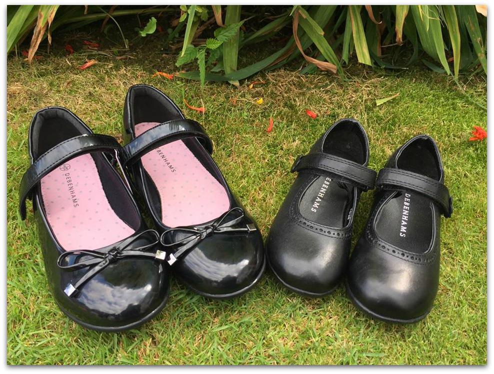 Debenhams School Shoes