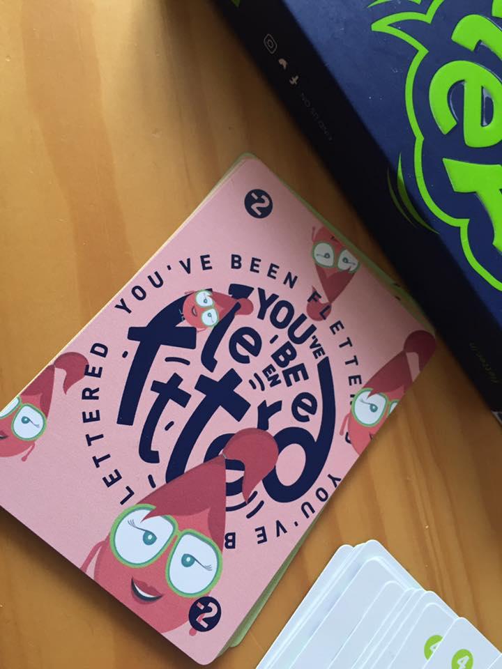 Fletter card