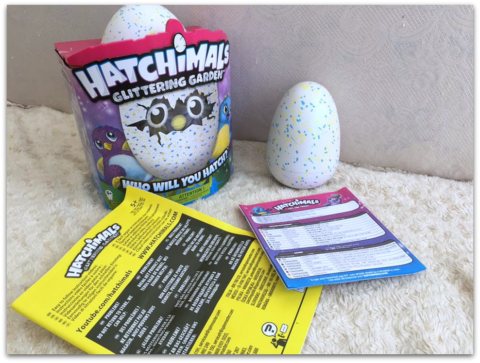 Glitter Gardens Hatchimals