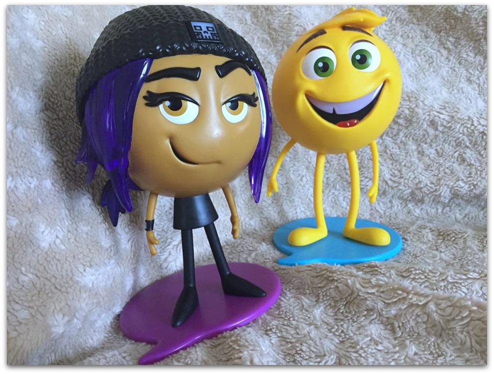 The Emoji Movie Gene and Jailbreak