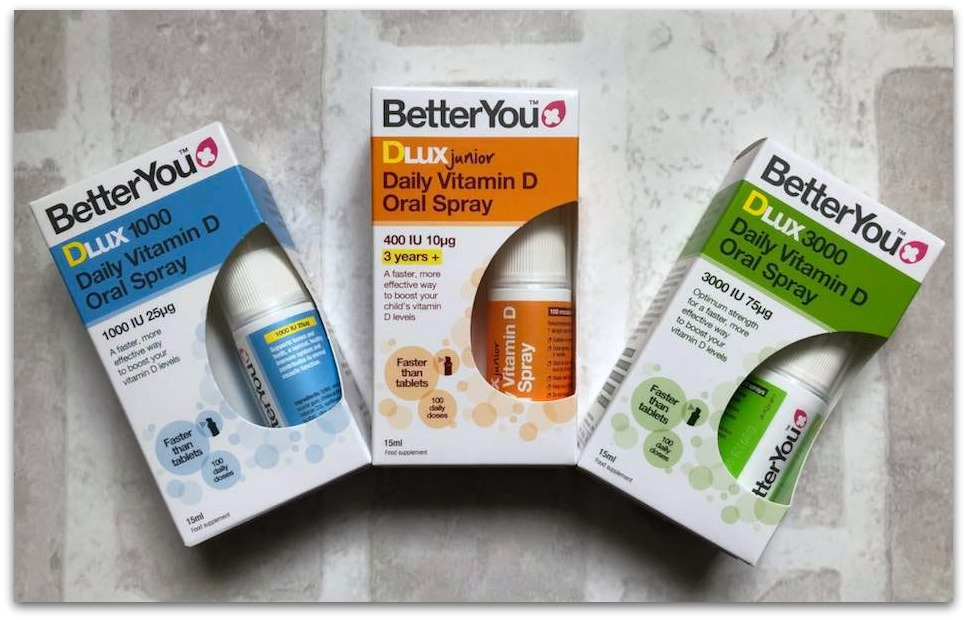 BetterYou Oral Sprays
