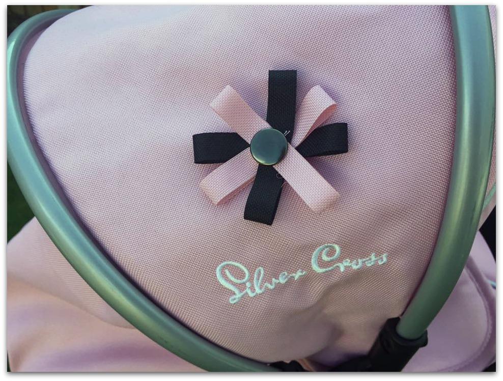 Silvercross hood