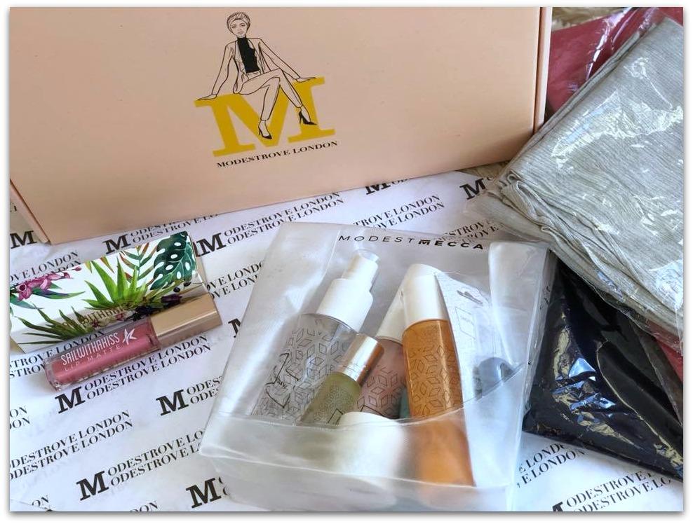 Modestrove London Mystery box items