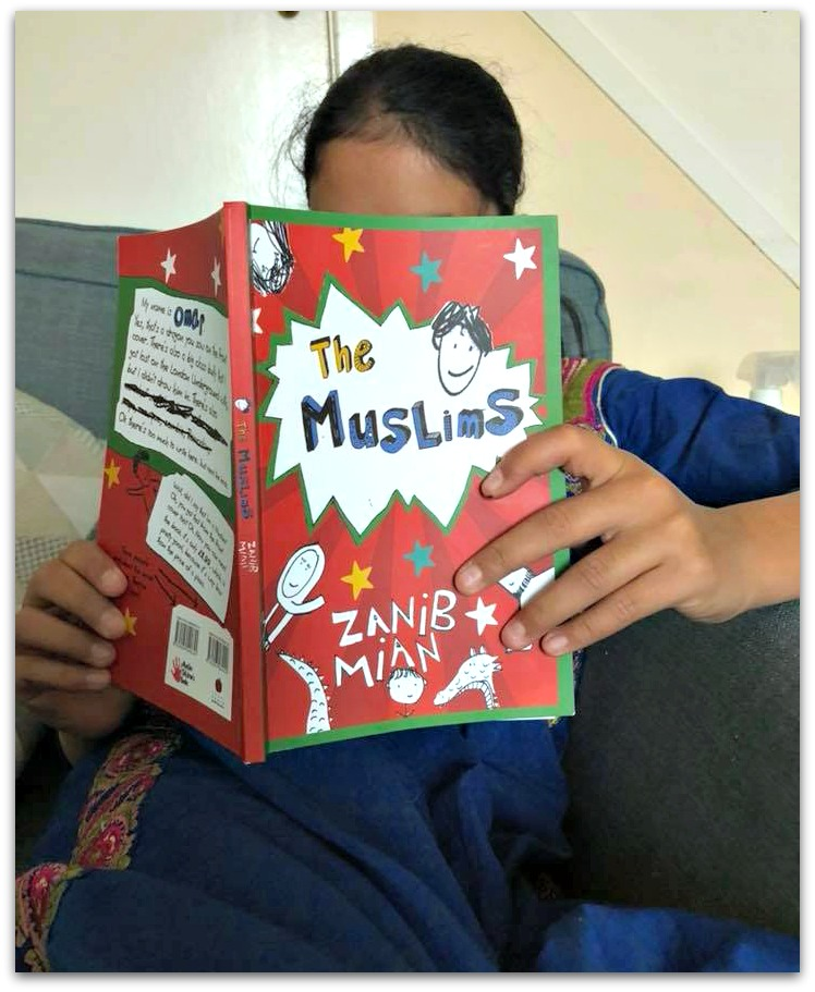 Reading The Muslims by Zanib Mian