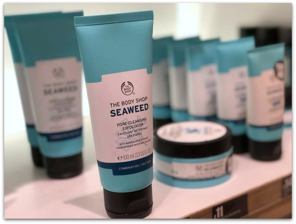 The Body Shop Seaweed