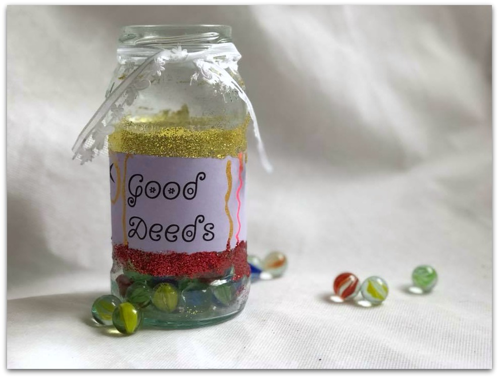 Good Deed Jar