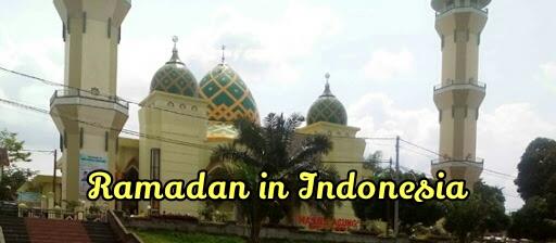 Ramadan Around the World – Indonesia