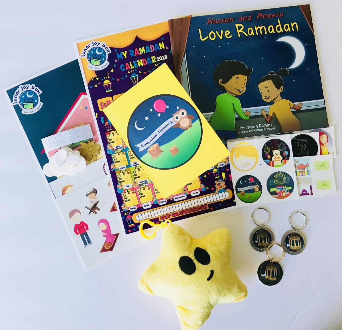 Ramadan Box (0-4 years)