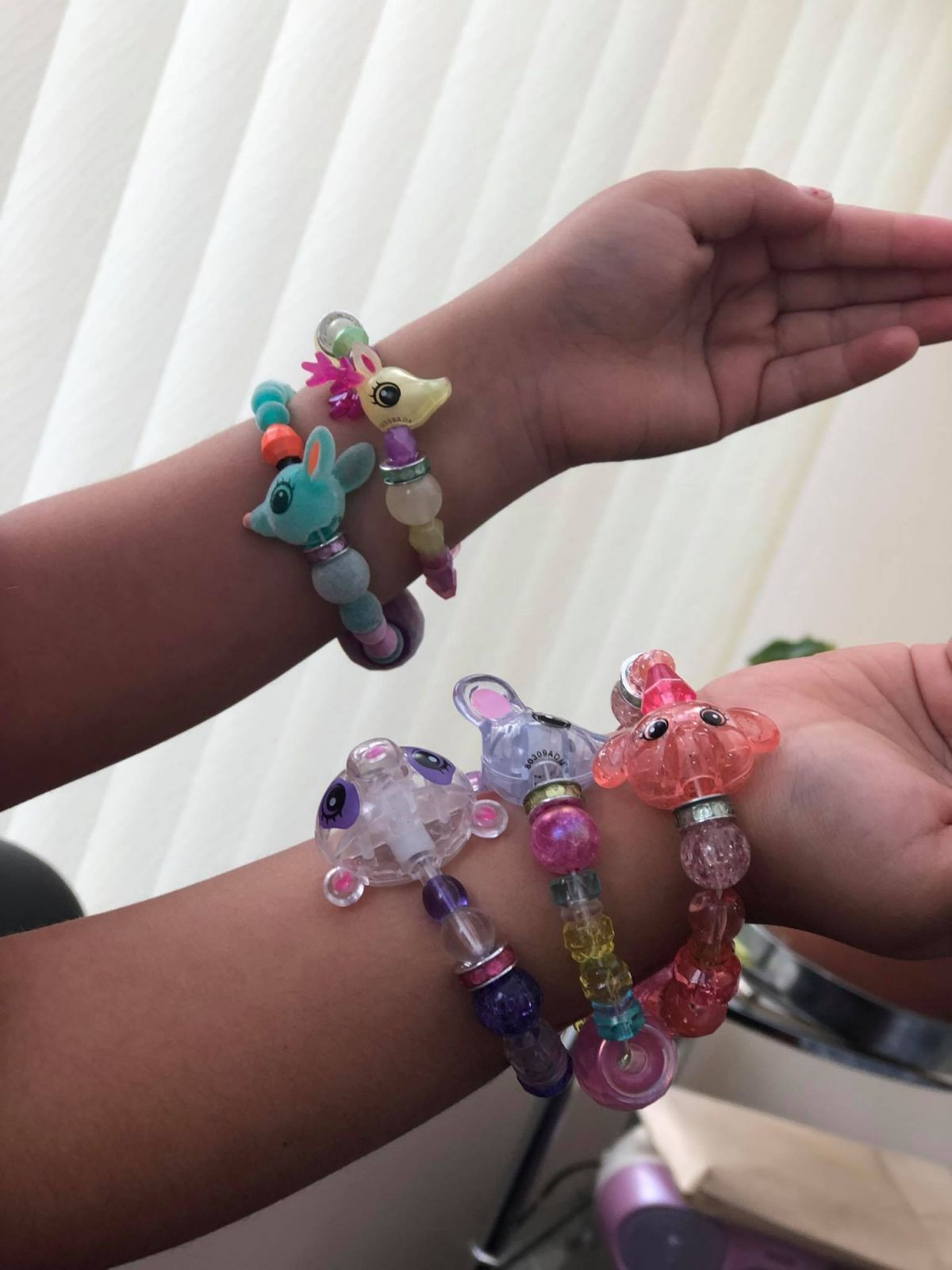 Twisty Petz bracelets