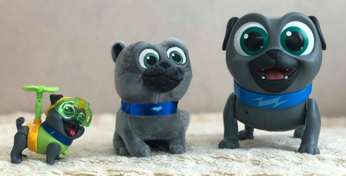 Review: Puppy Dog Pals Toy Collection