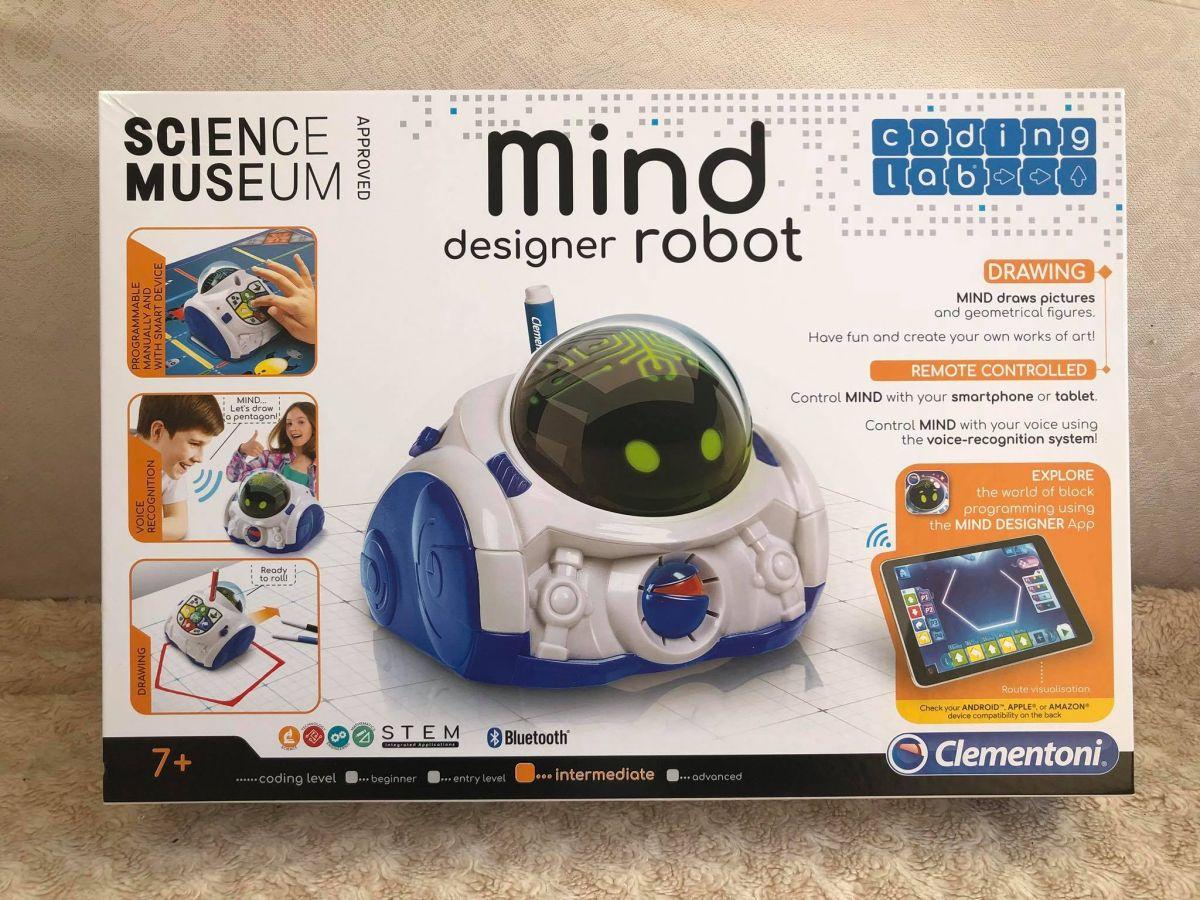 Mind Designer Robot Packaging