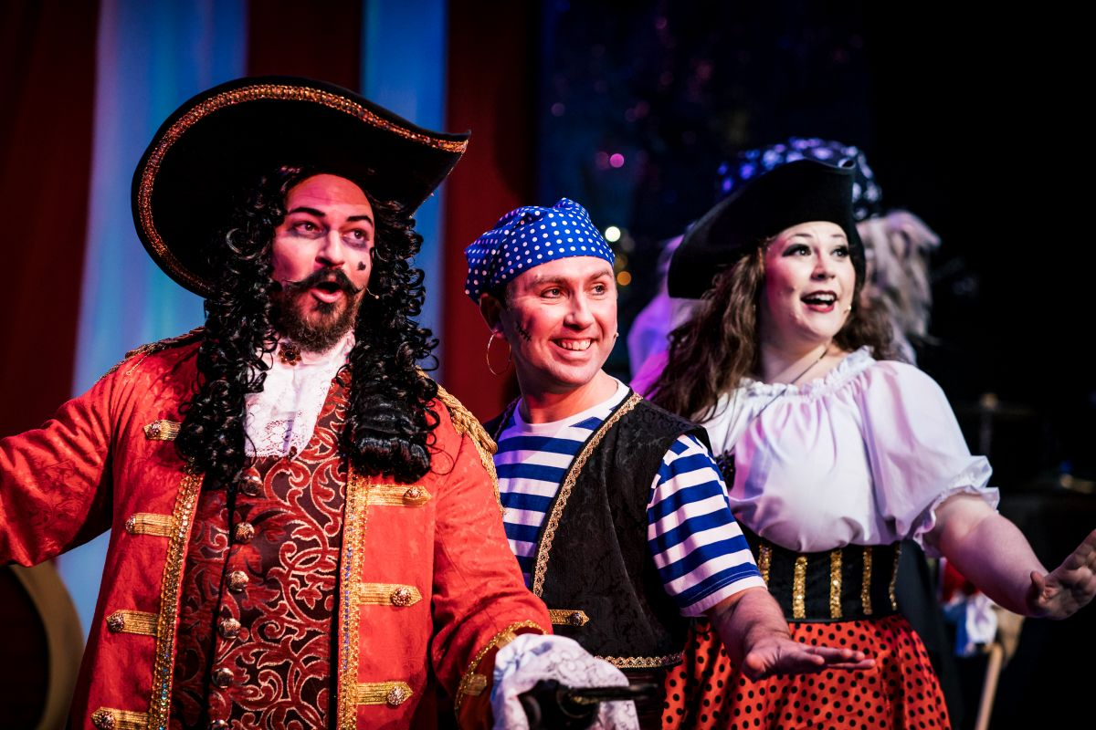 Panto Fun with Peter Pan at the Key Theatre