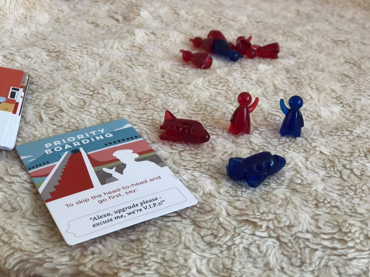 Review: When in Rome, an Alexa Assisted Board Game