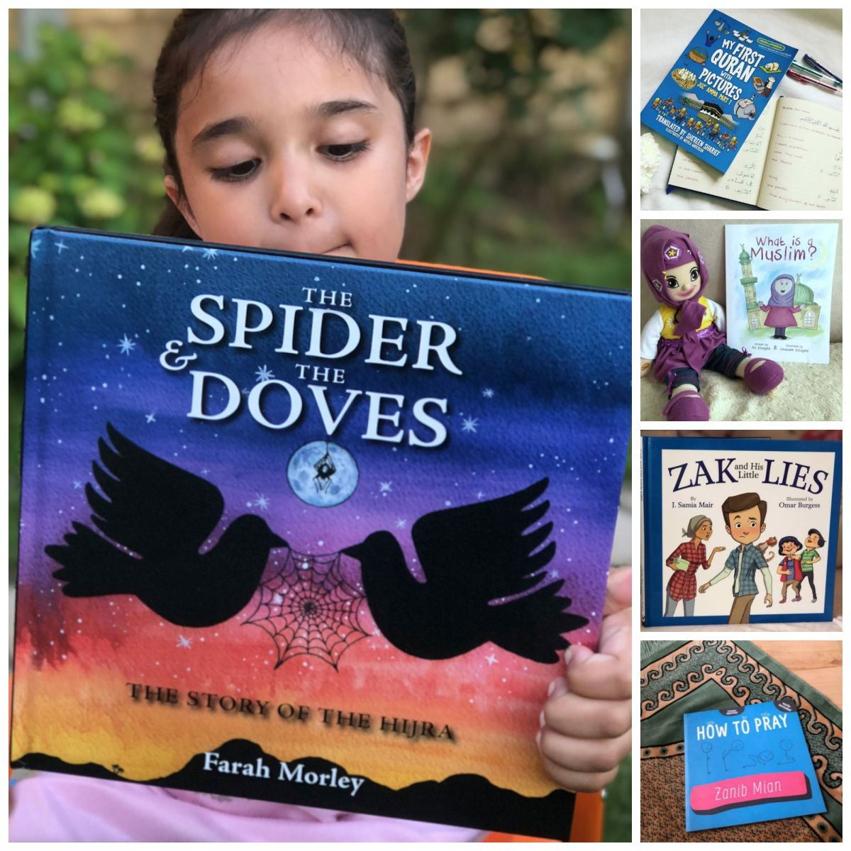 Our Top 5 Childrens Islamic Books of 2018