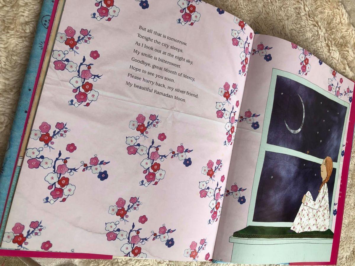 Ramadan Moon by Na'ima B Robert: Book Review