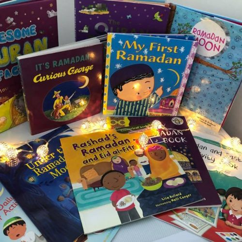 A selection of Ramadan Books