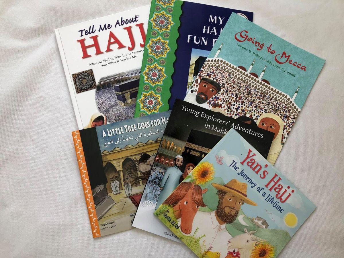 Childrens Books Relating to Hajj