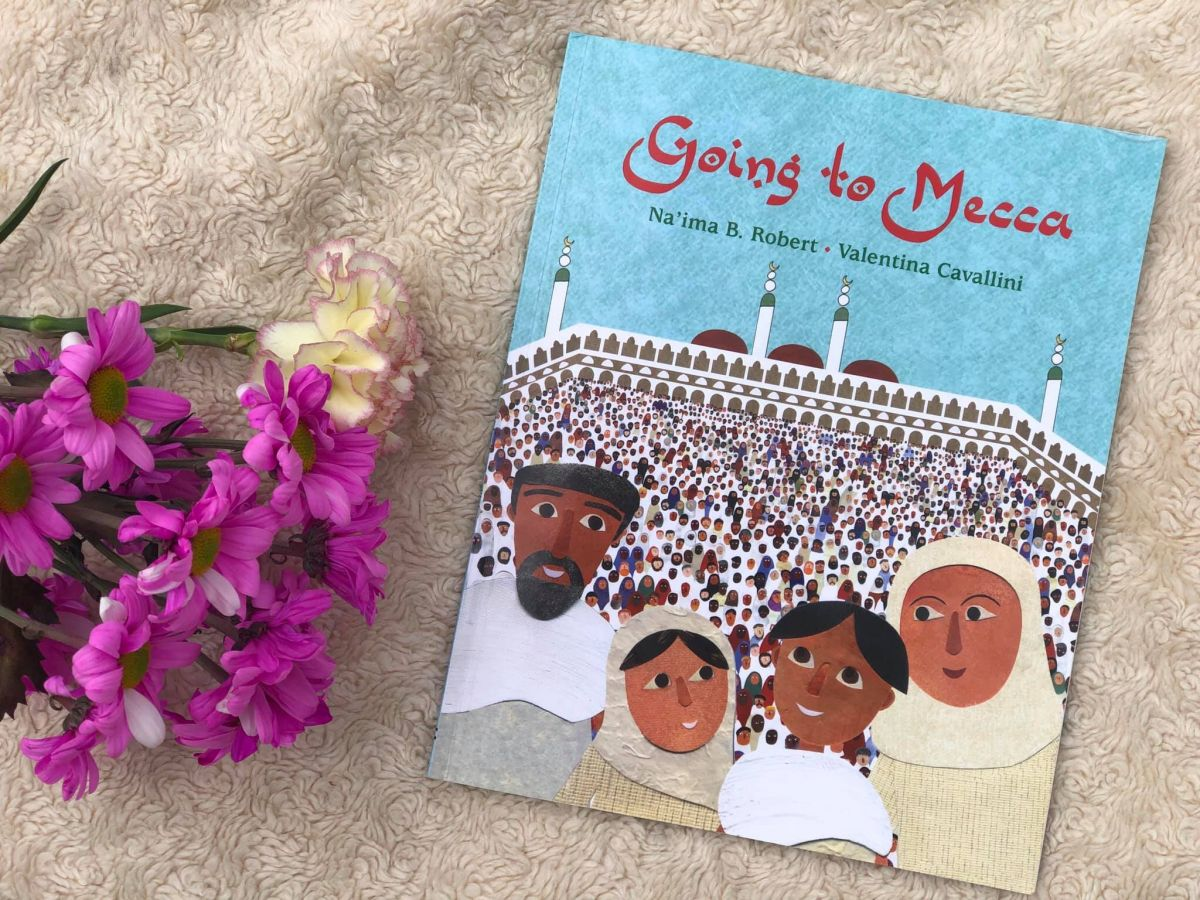 Going to Mecca book