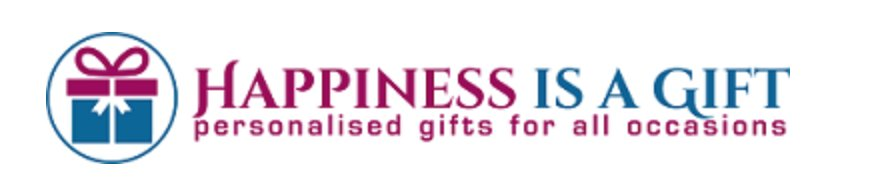 Happiness is a Gift logo