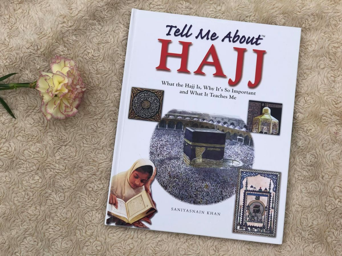 Tell me About Hajj book