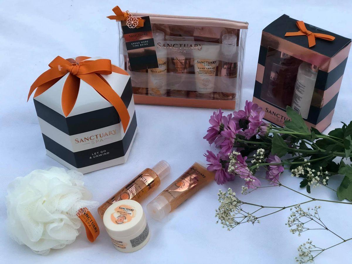 Sanctuary Spa gift sets