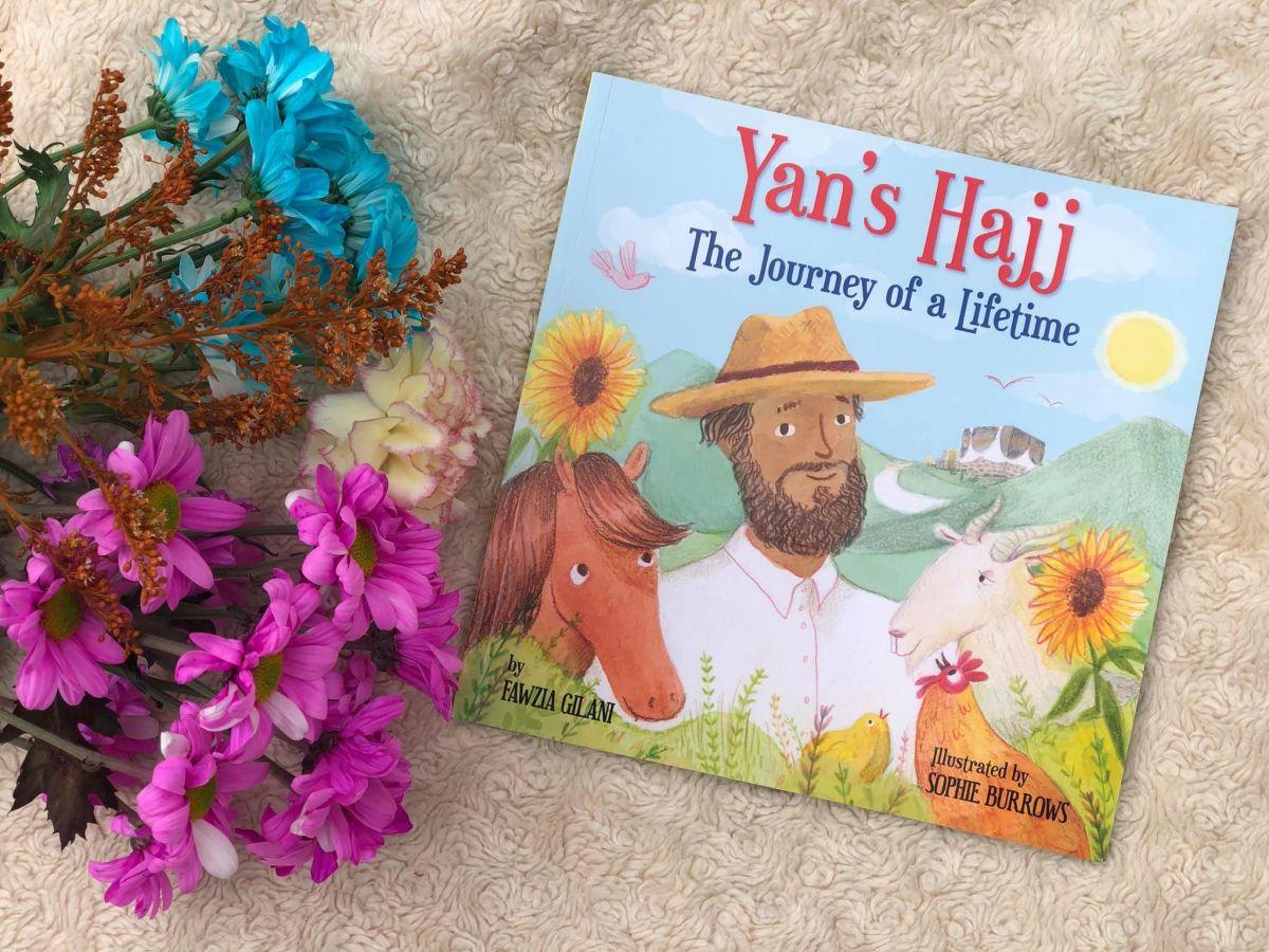Yani's Hajj book