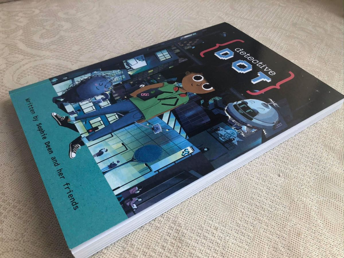 Detective Dot Storybook
