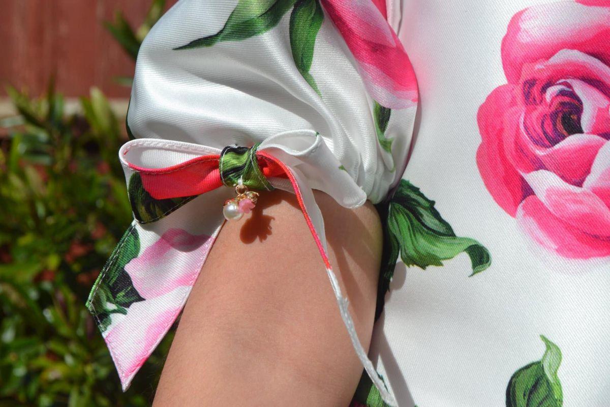 David Charles Childrenswear dress sleeve